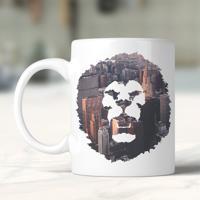 Caneca Lion Zion