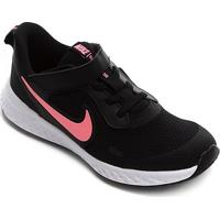 Tênis Infantil Nike Revolution 5 Psv - Masculino-Chumbo