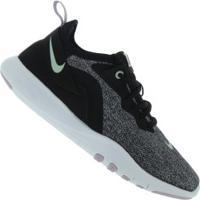 Tênis Nike Flex Trainer 9 - Feminino - Roxo Claro/Preto