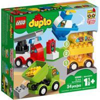 Lego Duplo - Meus Primeiros Veículos - 10886