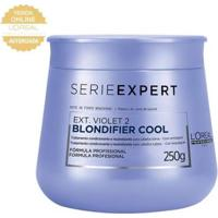 Máscara Cool L'Oréal Professionnel Blondifier - 250Ml - Unissex-Incolor