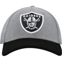 Boné Aba Curva New Era 940 Oakland Raiders Sn Core Denim - Snapback - Adulto  - 2a0e4740534