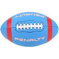 Bola Penalty De Futebol Americano Viii - Azul E Vermelho