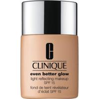 Base Facial Clinique Even Better Glow Light Reflecting Spf15 - Cn 70 Baunilha - Feminino-Incolor