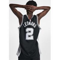 Camiseta Regata Nike San Antonio Spurs Icon Edition Swingman Masculina