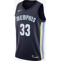 Regata Nike Memphis Grizzlies Icon Edition Swingman Masculina