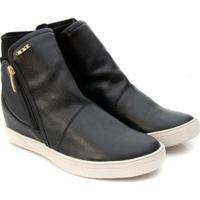 Sneaker Orcade Em Couro - Feminino