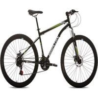 Bicicleta Aventura Aro 27,5 Discovery Preto Houston