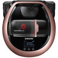 Aspirador De Pó Samsung Robot Com Capacidade De 0,3 Litros Com Filtro Coletor - Vr20R7250Wd/Az