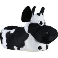 Pantufa Infantil Du Rei Vaca