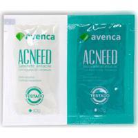 Sachê Acneed Avenca Tratamento Antiacne 2X10G - Unissex-Única