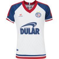 Camisa Do Bahia I 2019 Esquadrão - Feminina - Branco