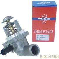 Válvula Termostática - Wahler - Ecosport/Fiesta/Ka 1999 Em Diante - Motor Rocam Termostático Elétrico - Cada (Unidade) - 3494100