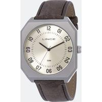 Relógio Masculino Lince Mqc4498S C2Nx Analógico 5Atm