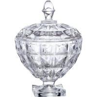Bomboniere Aquamarine- Cristal- 18Xã˜11,5Cm- Fullfull Fit