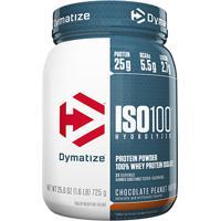 8e98ff35a Ir para a loja Centauro Centauro  Whey Protein Iso100 Hydrolyzed Whey  Natural 1.6 Lbs 725 Gr - Dymatize Nutrition - Unissex