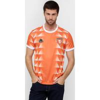 Camiseta Holanda Kappa Masculina - Masculino