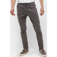 Calça Sarja Calvin Klein Color Five Pockets Masculina - Masculino