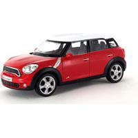 Mini Veículo Junior - Escala 1:43 - Mini Cooper S Countryman - Vermelho - Califórnia Toys