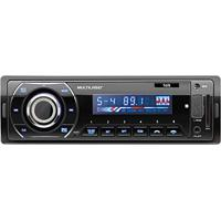 Som Automotivo Talk Rádio Fm Bluetooth Entradas Usb Sd E Auxiliar, Multilaser, P3214, Preto