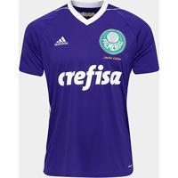 924a4cebe Netshoes  Camisa Palmeiras Goleiro Obsessão Edição Limitada Torcedor Adidas  Masculina - Masculino