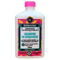 Shampoo Bem Dita Ghee Hidratação 250Ml - Lola Cosmetics Único