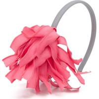 Piccola Ludo Headband Floral - Rosa