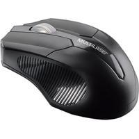 Mouse Sem Fio 2.4Ghz 1600 Dpi Usb Preto Mo264 Multilaser