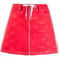 Fiorucci Camiseta All Over Angels Fiorucci X Adidas - Vermelho