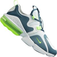 Tênis Nike Air Max Infinity - Masculino - Branco/Azul