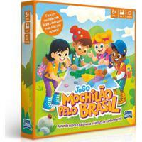 Jogo - Mochilão Pelo Brasil - Toyster