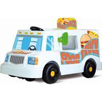 Food Truck - El 6V Branco Bandeirante