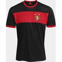 Camisa Sport Recife Dry Classic Masculina - Masculino