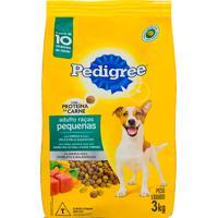 Ração Para Cães Pedigree Adulto Raças Pequenas 3Kg