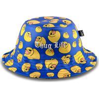 Chapéu Bucket Mxc Duck Azul - Kanui