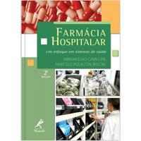 Farmácia Hospitalar 2ª Edição Impresso