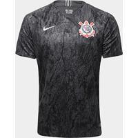 Camisa Corinthians Ii 18/19 S/N° Torcedor Nike Masculina - Masculino