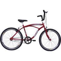 Bicicleta Aro 26 Beach - Unissex