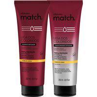 Combo Match Matizador: Shampoo + Condicionador