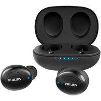 Fone De Ouvido Bluetooth Philips Tws, Com Microfone, Recarregável - Taut102Bk/00