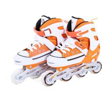 Patins Bel Sports All Style Street Rollers -Laranja - Tricae
