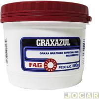 Graxa - Multiuso Especial Para Rolamentos - 500Ml - Azul - Cada (Unidade)