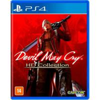 Jogo Devil May Cry Hd Collection - Ps4 - Unissex