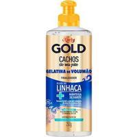 Niely Gold Cachos Do Seu Jeito - Gelatina De Volumão 250G - Unissex
