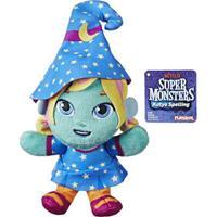 Mini Pelúcia - 13 Cm - Playskool - Super Monsters - Katya Spelling - Hasbro