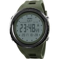 Relógio Skmei Digital 1246 Verde
