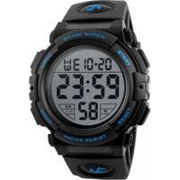 Relógio Skmei Digital 1258 Azul