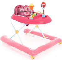 Andador - Baby Step - Rosa - Voyage