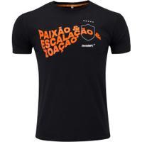 Camiseta Cartola Fc Paixão - Masculina - Preto
