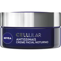 Creme Facial Nivea Cellular Antissinais Noite 51G - Unissex